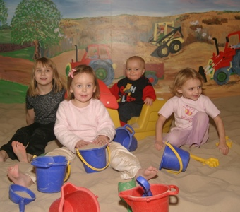 Playbarn Parties and Groups
